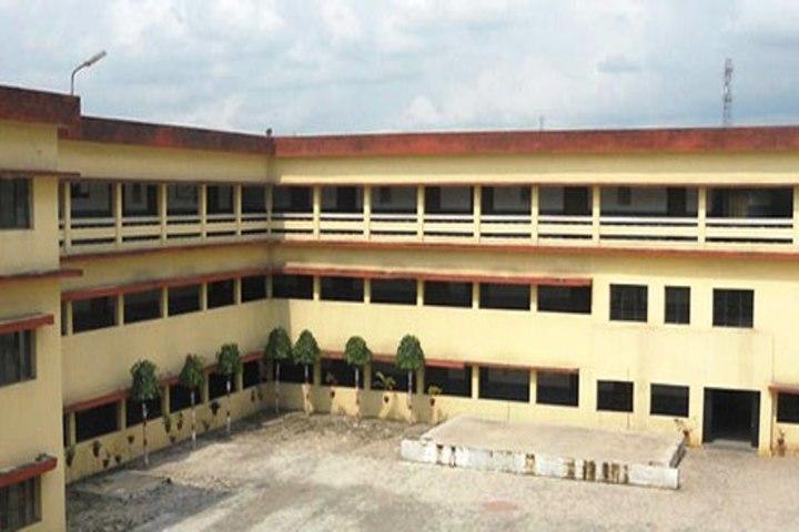 Tata D A V School-School Building