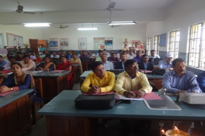 Tata D A V School-Seminar