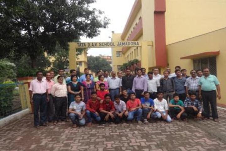 Tata D A V School-Students