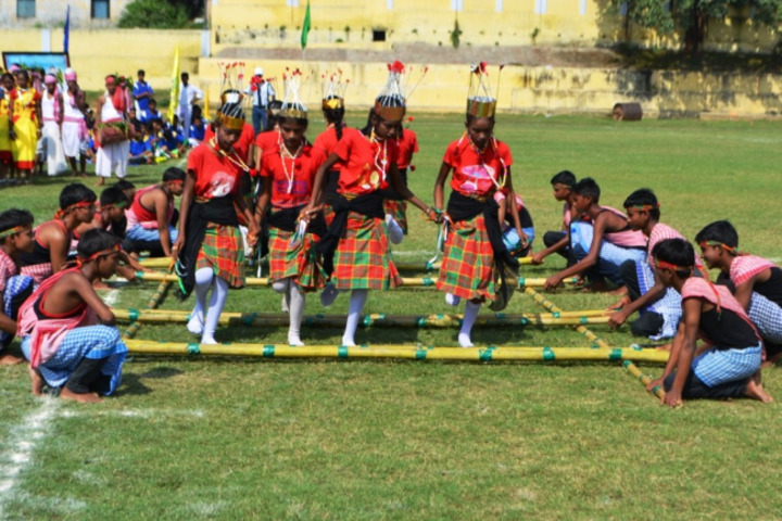 Tata DAV Public School-Activities