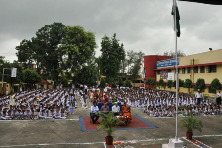 Tata DAV Public School-Assemble