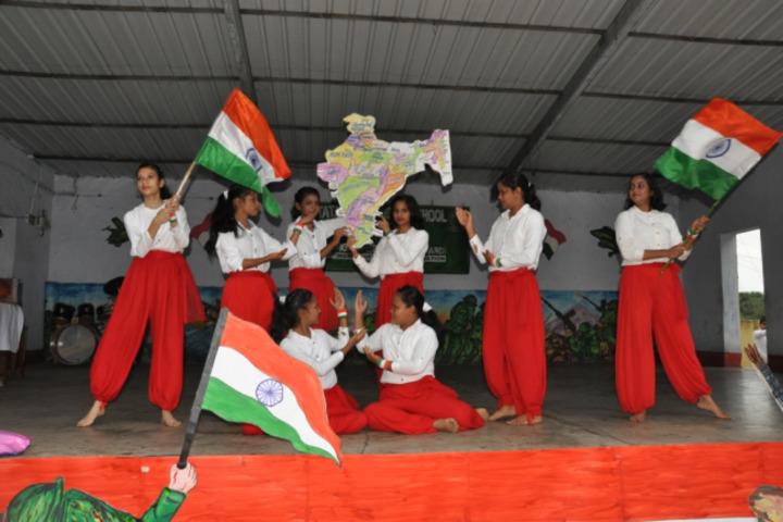 Tata DAV Public School-Dance 2