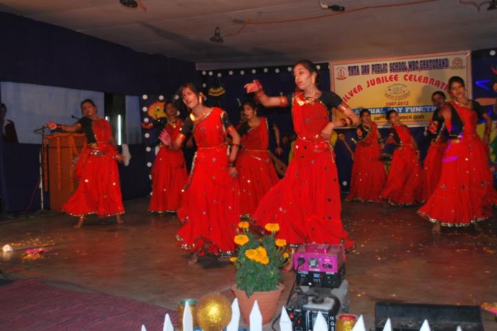 Tata DAV Public School-Dance