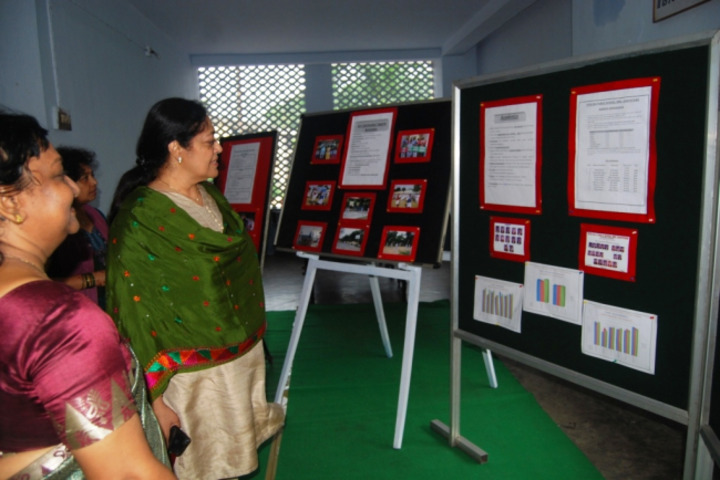 Tata DAV Public School-Exhibition