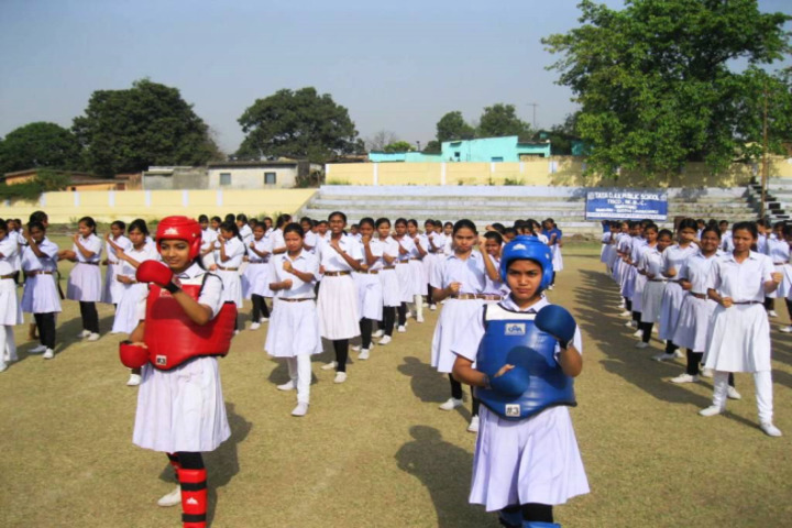 Tata DAV Public School-Self Defence