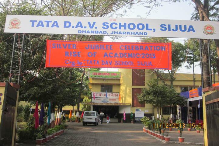 Tata DAV School-Campus View