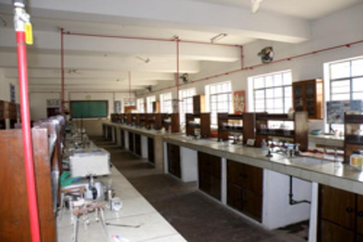 Tata DAV School-Chemistry Lab