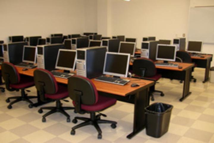 Tata DAV School-Computer Lab
