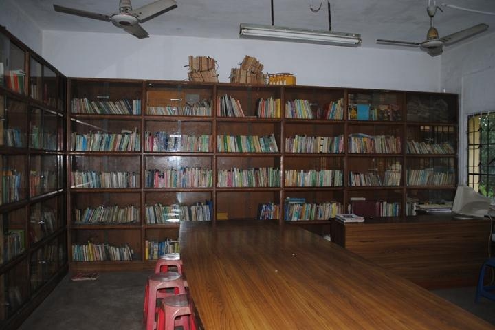 Tata DAV School-Library