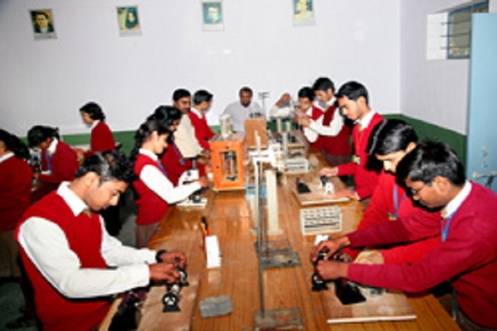 Tata DAV School-Physics Lab