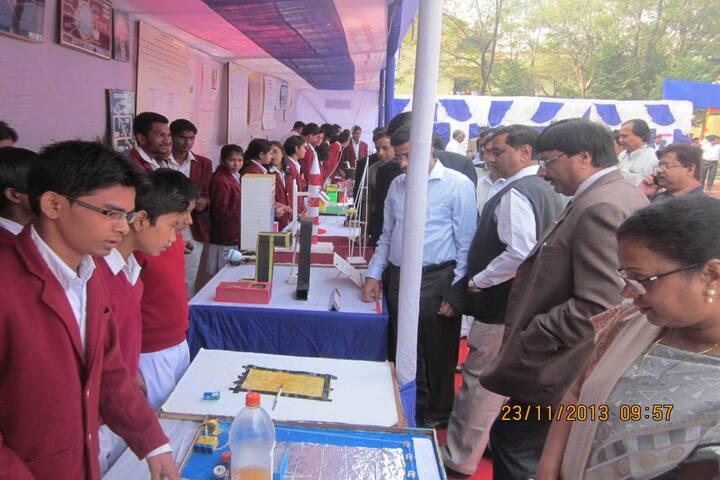 Tata DAV School-Science Exhibition