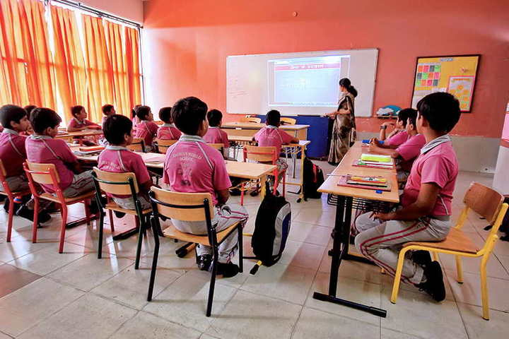 Taurian World City-Classroom