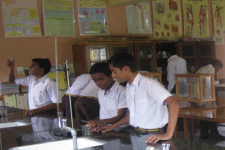 Tci Dav Public School-Lab