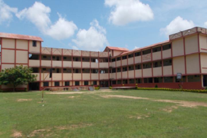 Tci Dav Public School-School view