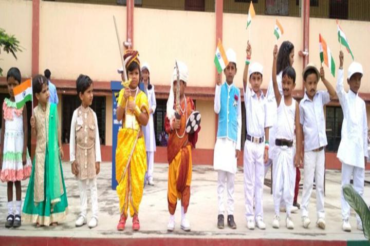 Tci Dav Public School-Students Activities