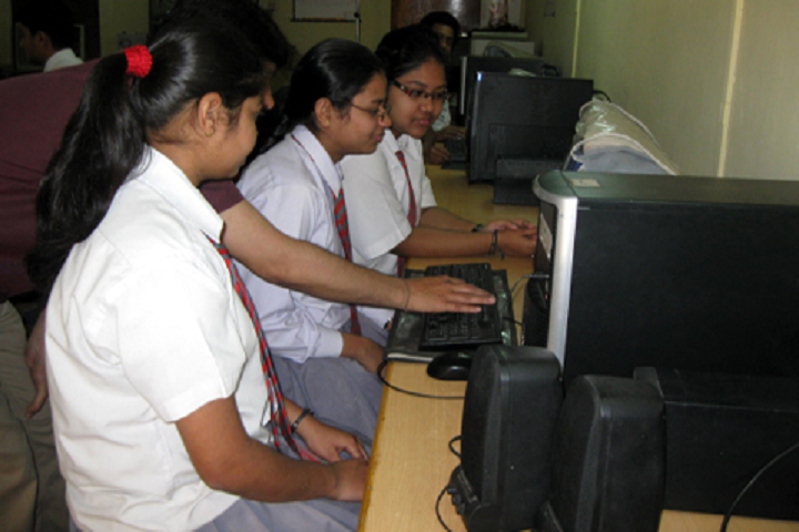 Army Public School-IT Lab
