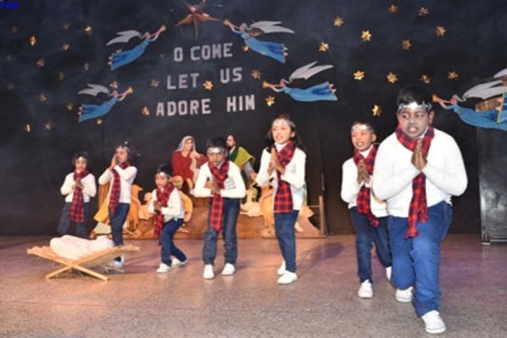 The Pentecostal Assembly School-Dance