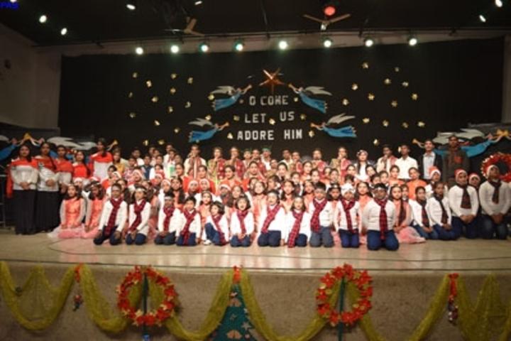 The Pentecostal Assembly School-Event
