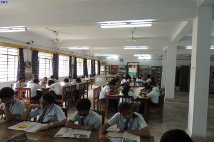 The Pentecostal Assembly School-Library