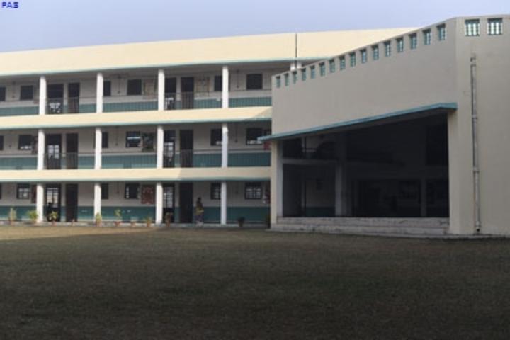 The Pentecostal Assembly School-School Building