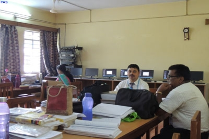 The Pentecostal Assembly School-Staff Room