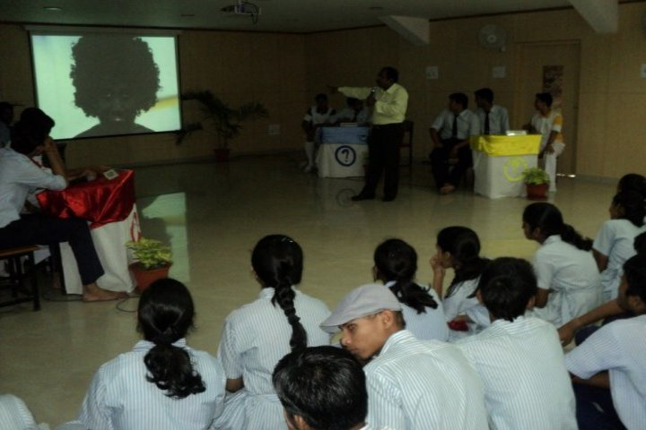 Valley View School-Digiral room