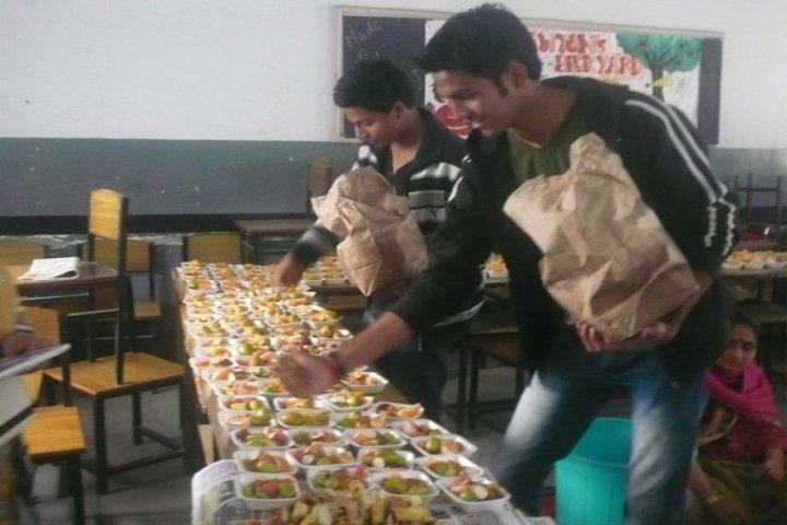 Valley View School-Food Fest
