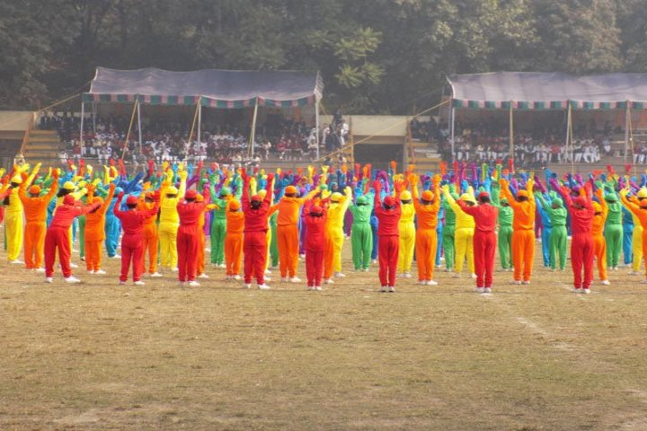 Valley View School-Sports Day