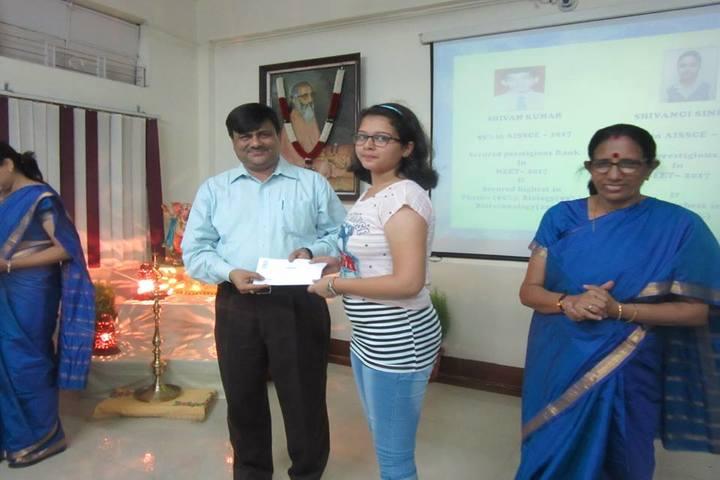 Vidya Bharati Chinmaya Vidyalaya-Acheivements