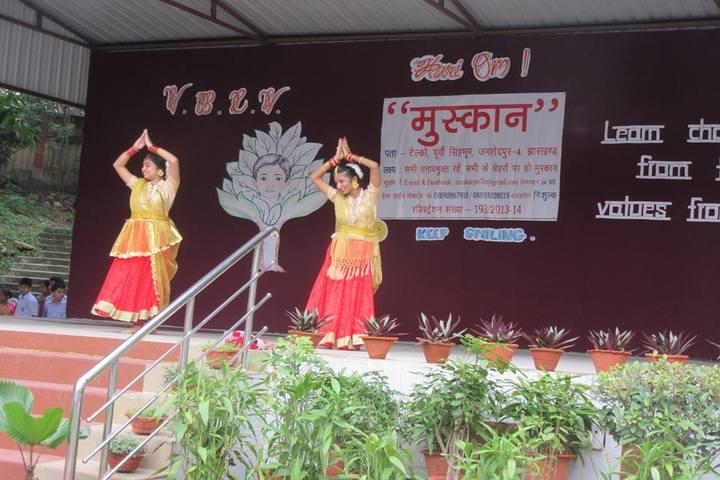 Vidya Bharati Chinmaya Vidyalaya-Dance