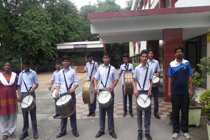 Vidya Bharati Chinmaya Vidyalaya-School Band