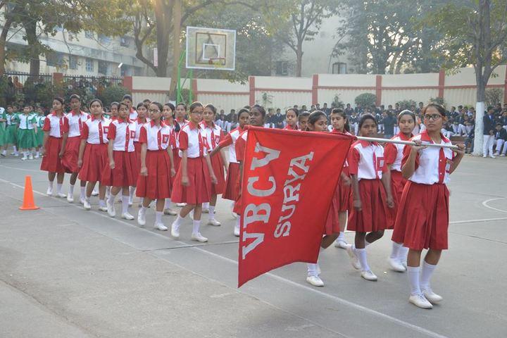 Vidya Bharati Chinmaya Vidyalaya-Sports Day