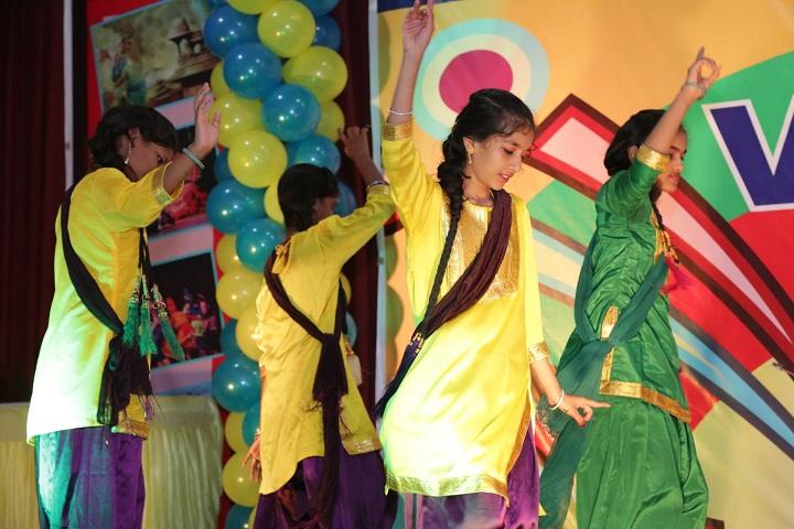 Vidya Vikash Public School-Dance