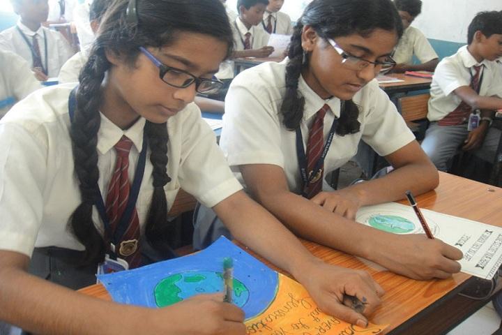 Vidya Vikash Public School-Green Day