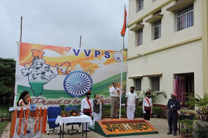 Vidya Vikash Public School-Independence Day