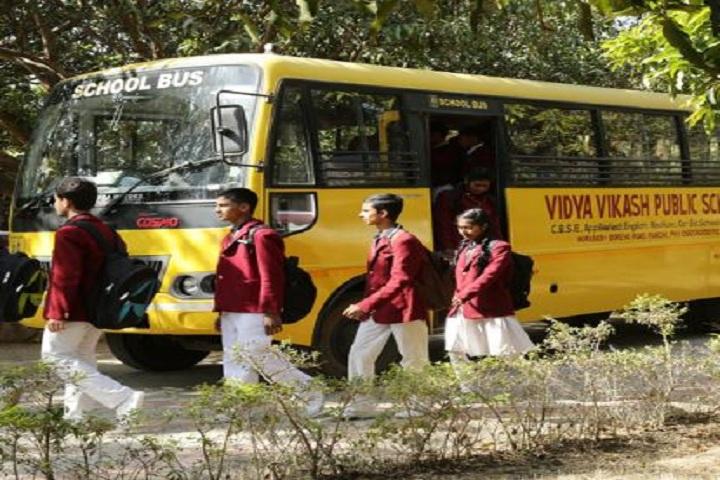 Vidya Vikash Public School-Transport