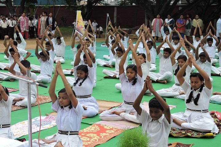 Vidya Vikash Public School-Yoga