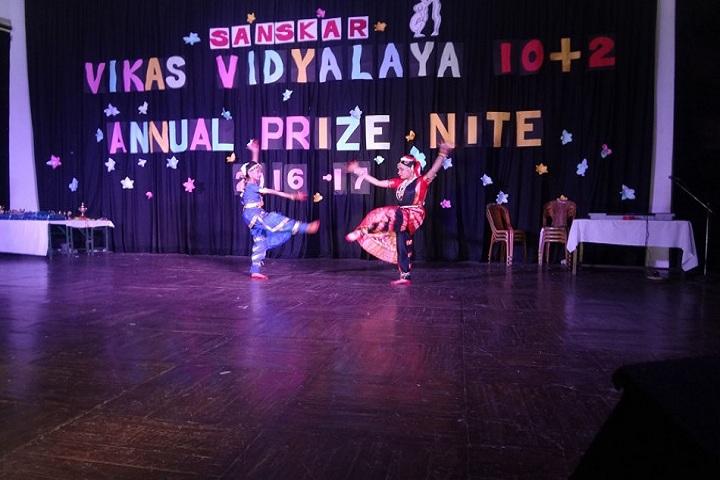 Vikas Vidyalaya-Dance