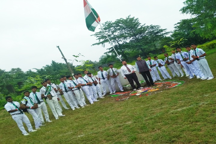 Vincent Public School-Independence Day