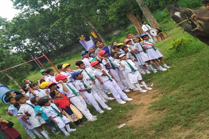 Vincent Public School-Kids