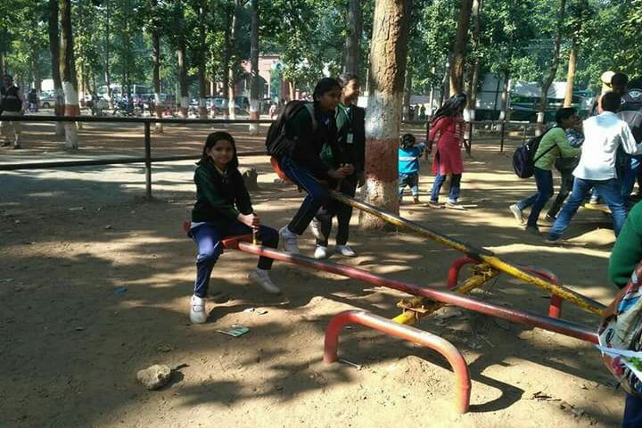 Vincent Public School-Play Area
