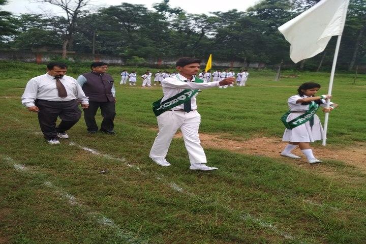Vincent Public School-Sports Day