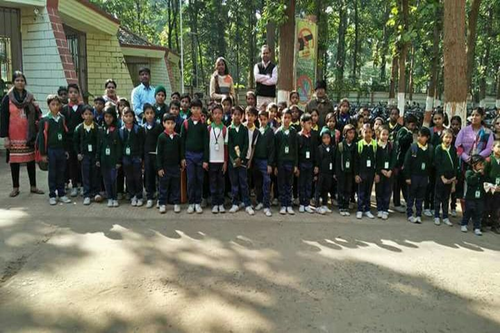 Vincent Public School-Students