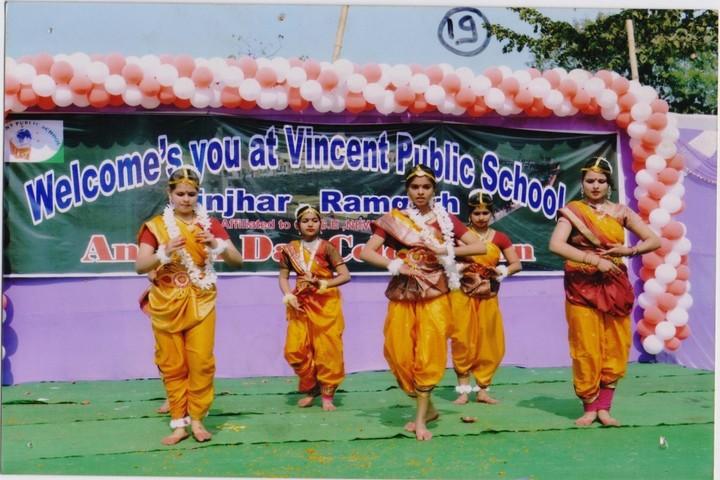 Vincent Public School-Traditional Dance