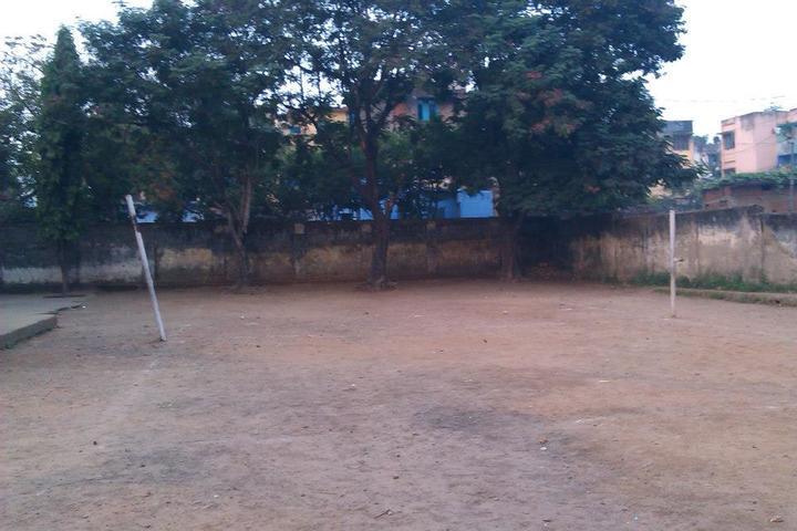 Vivek Vidyalaya-Play Area