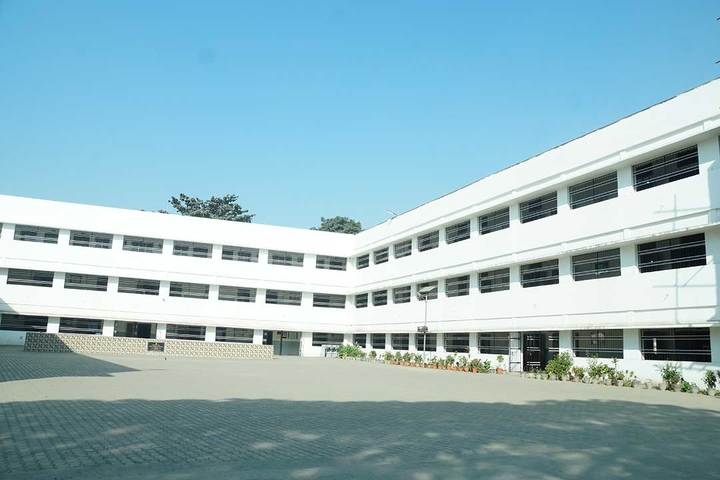 Vivek Vidyalaya-School Building
