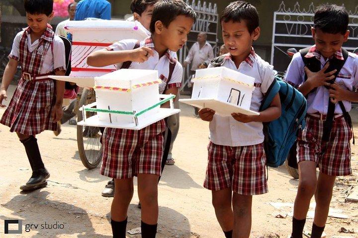 Vivek Vidyalaya-School Exhibition