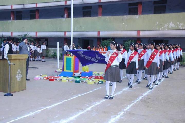 Vivek Vidyalaya-Sports Day