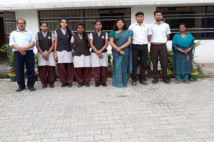 Vivek Vidyalaya-Students
