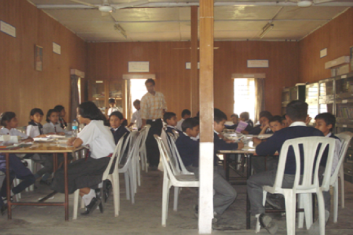 Army Public School-Library